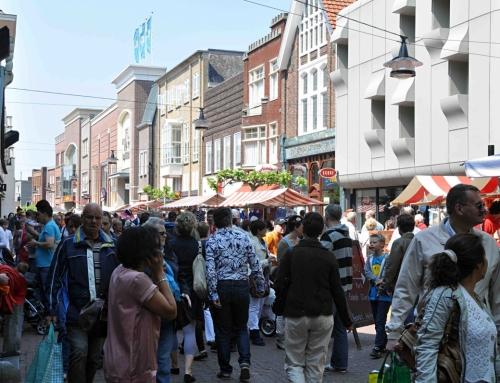 Helmondse binnenstad behoort tot de beste van Nederland. 5 juni 2015